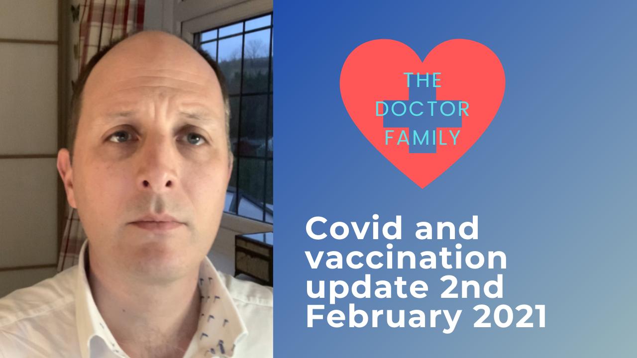 Covid-19 Vaccination update February
